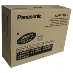 Cartus toner original Panasonic KX-FAT92E-T